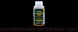 Old Wood Wax Water Base Coat